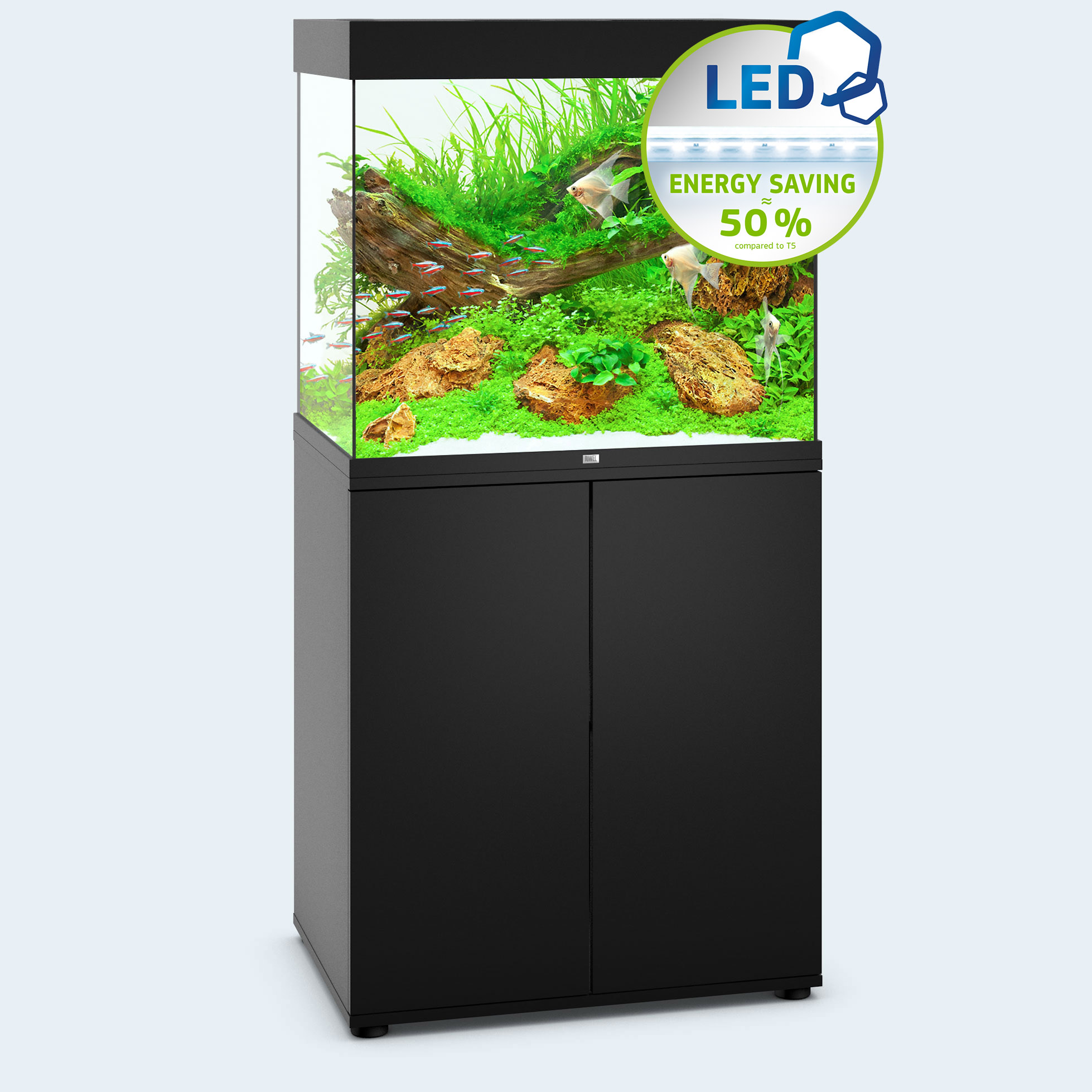 Juwel aquarium lido 200 led purchase online for Aquarium juwel